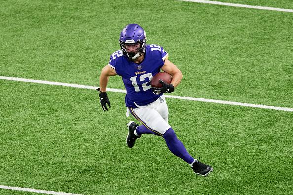 Minnesota Vikings WR3