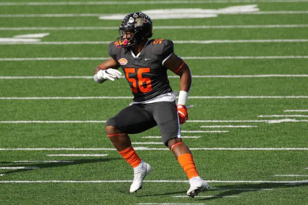 Derrick Barnes NFL Draft