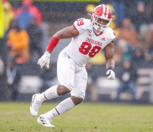 Jerome Johnson NFL Draft