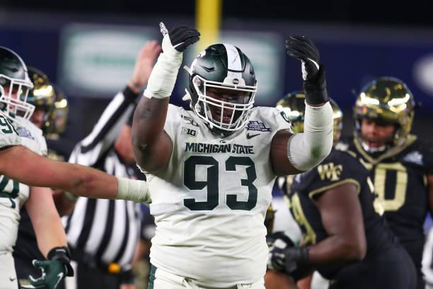 Naquan Jones NFL Draft