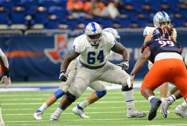 Robert Jones NFL Draft