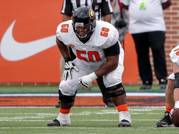David Moore NFL Draft