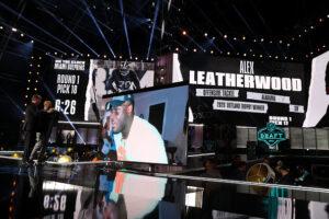 Raiders NFL Draft Alex Leatherwood
