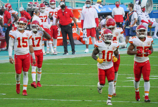 Chiefs Roster Projection