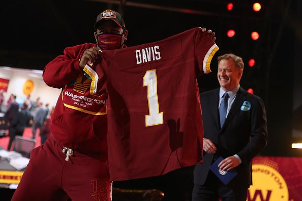 Jamin Davis Washington Draft