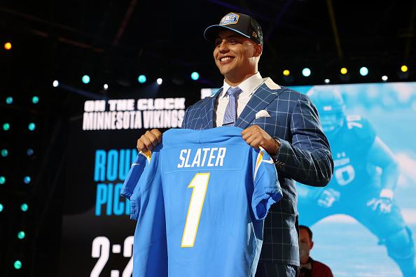 Rashawn Slater Chargers Draft