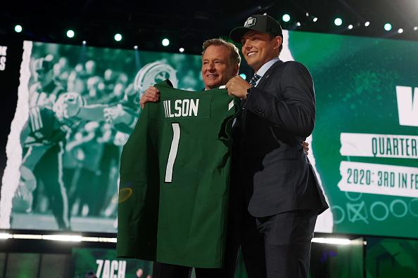 Zach Wilson Jets Draft