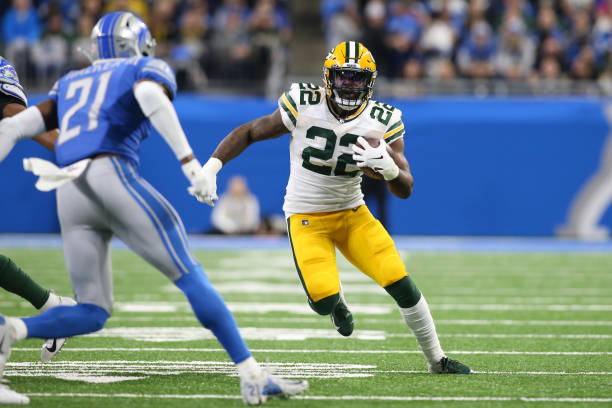 Packers Number Three Running Back