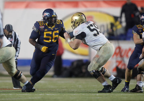 Raiders Undrafted Free Agents