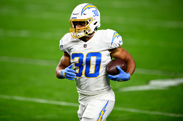 Chargers Running Backs