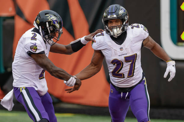 Baltimore Ravens breakout