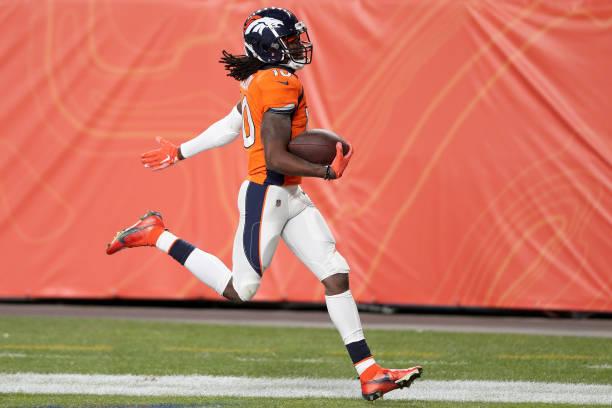 Denver Broncos Wide Receivers