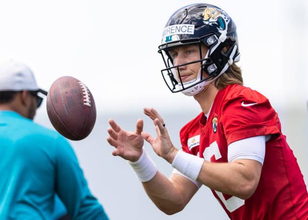 Jacksonville Jaguars 2021 Quarterback