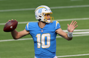2021 Los Angeles Chargers