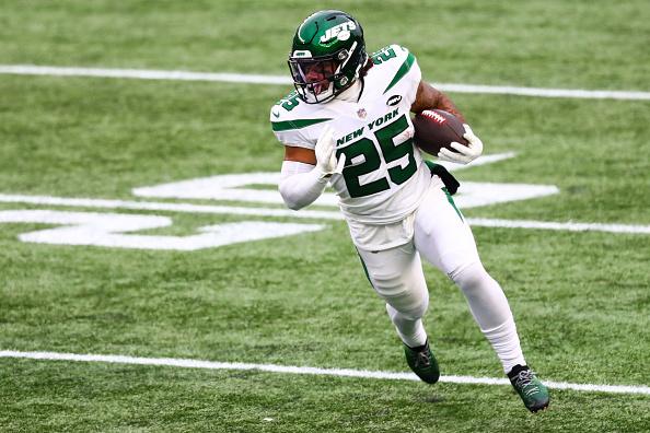 Jets Running Backs