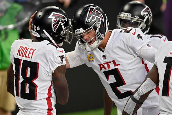 2021 Atlanta Falcons