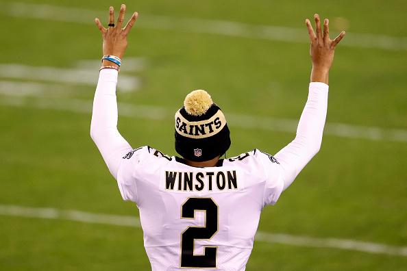 Jameis Winston Comeback Player