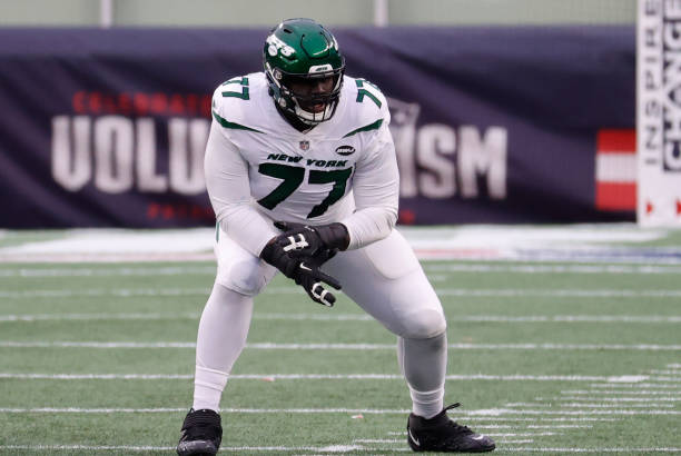 Jets Offensive Tackles