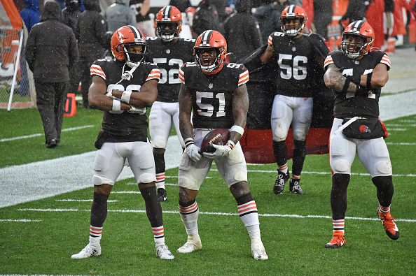 cleveland browns defensive