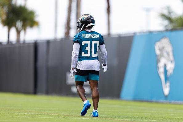 Jaguars 2021 Running Backs