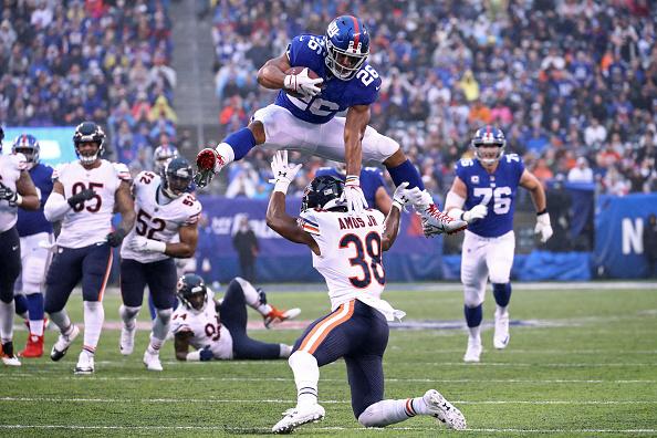 Giants Expectations for Saquon Barkley