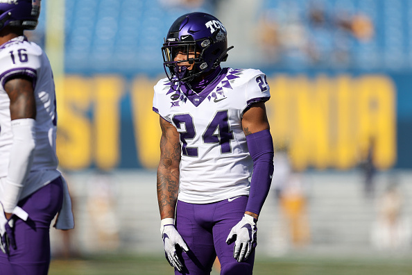 Ravens Ar'Darius Washington