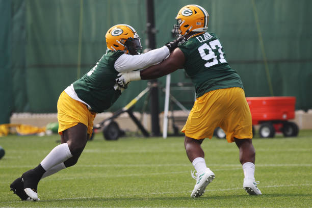 Packers Defensive Line