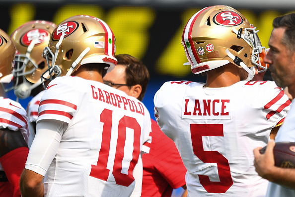 49ers quarterback