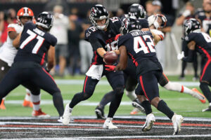Finishing Touches for Atlanta Falcons Roster