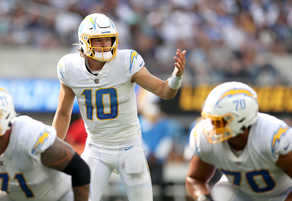 Los Angeles Chargers Offense