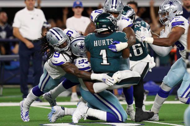 Dallas Cowboys Philadelphia Eagles