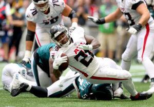 Falcons Offense Needs Control