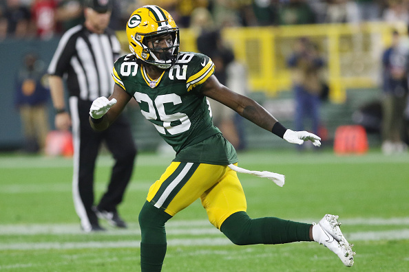 Packers Change in Defensive Personnel
