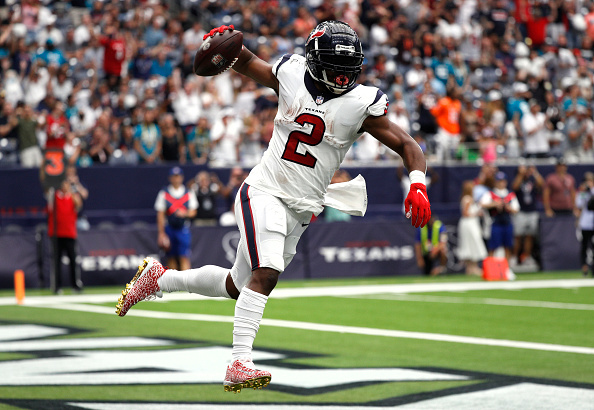 Week 2 Waiver Claims