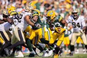 Packers rushing attack