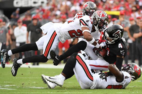 Untimely Mistakes Atlanta Falcons