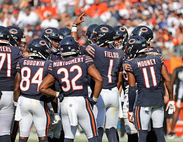 Bears Justin Fields