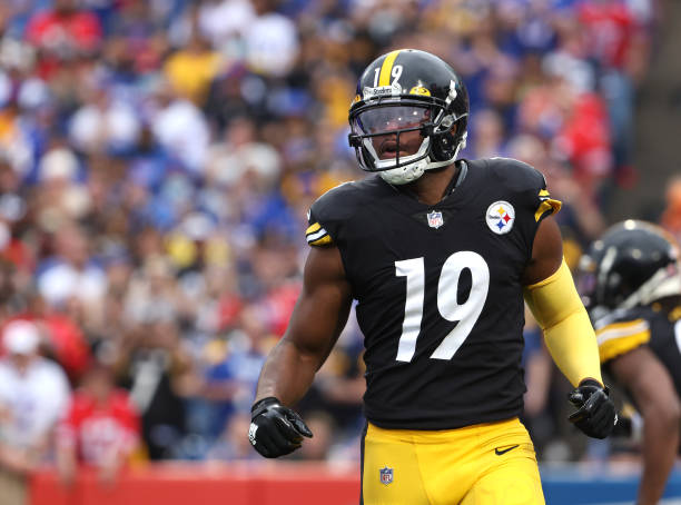 Bagaimana Cedera JuJu Smith-Schuster Mempengaruhi Pittsburgh Steelers