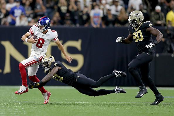 Daniel Jones elite NFL quarterback