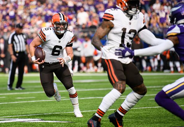 Browns Injuries