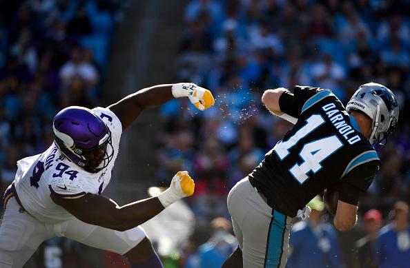 La defensa de los Minnesota Vikings es una responsabilidad esta temporada