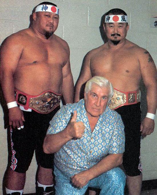 Tanaka Aliens Team: RIP: WWE Hall Of Famer Mr. Fuji Passes Away At 82