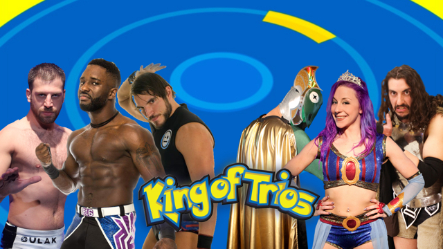Photo: chikarapro.com