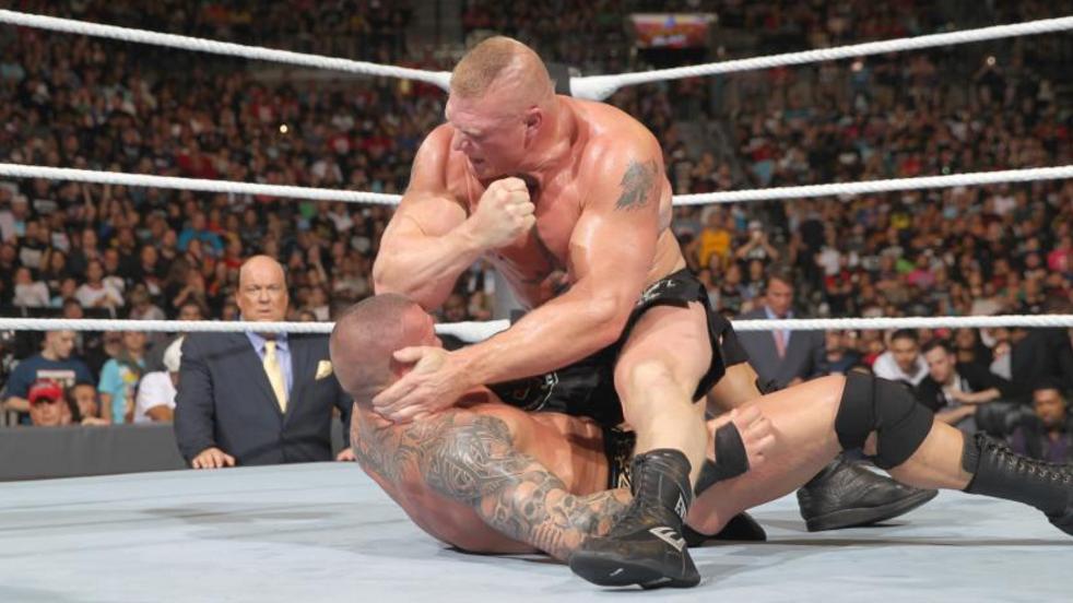 WWE Shoot