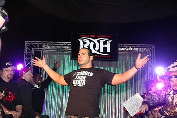 Photo: rohwrestling.com