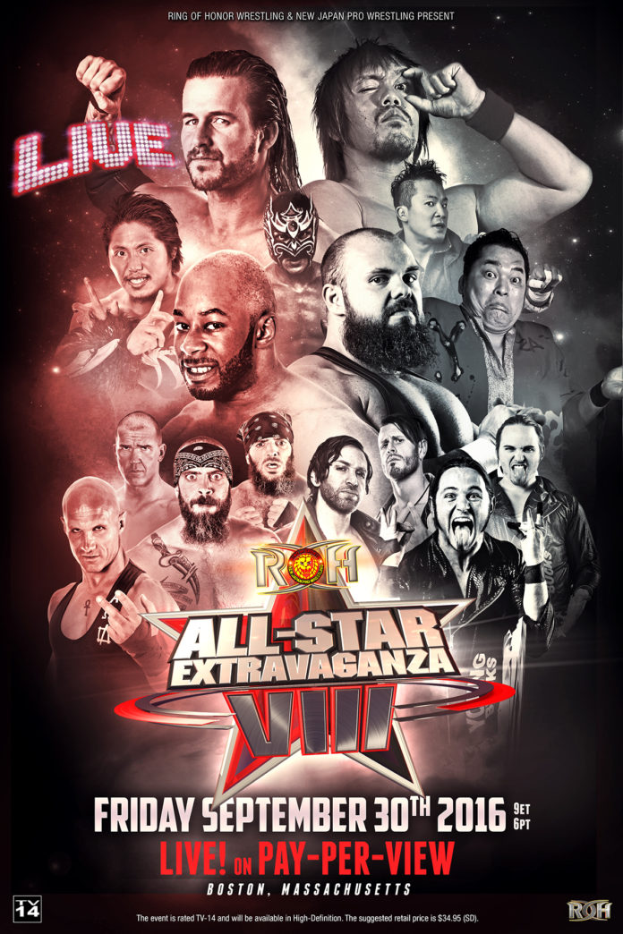 All Star Extravaganza VII Review