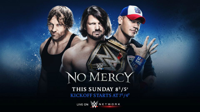 WWE No Mercy 2016 Review