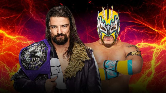Survivor Series Preview: Brian Kendrick vs. Kalisto