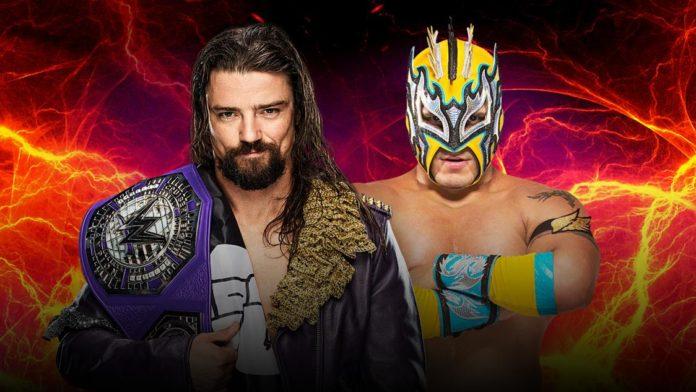 Survivor Series Preview: Brian Kendrick vs. Kalisto