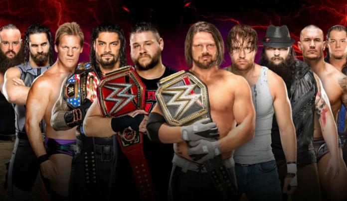 Survivor Series Preview: Men's Elimination Match